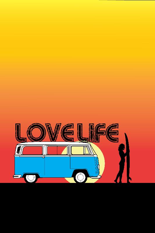 Love Life  VW Combie