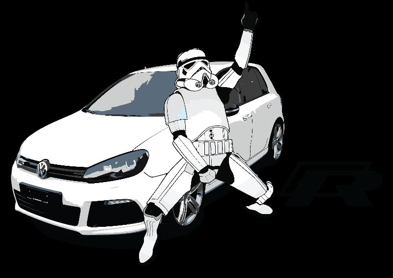 VW Golf R