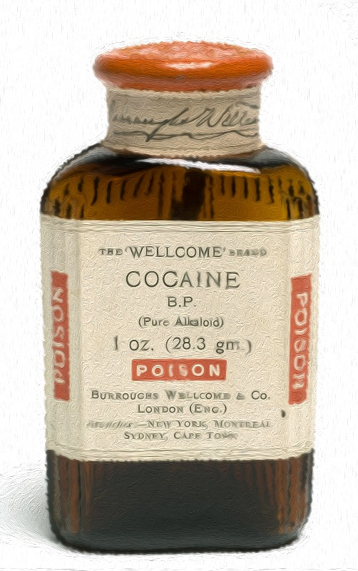 Cocaine Poison