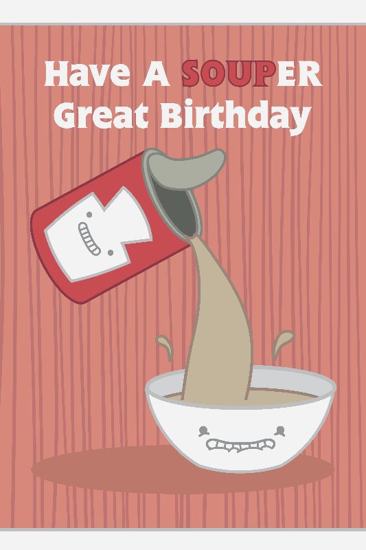 A SOUPer Birthday
