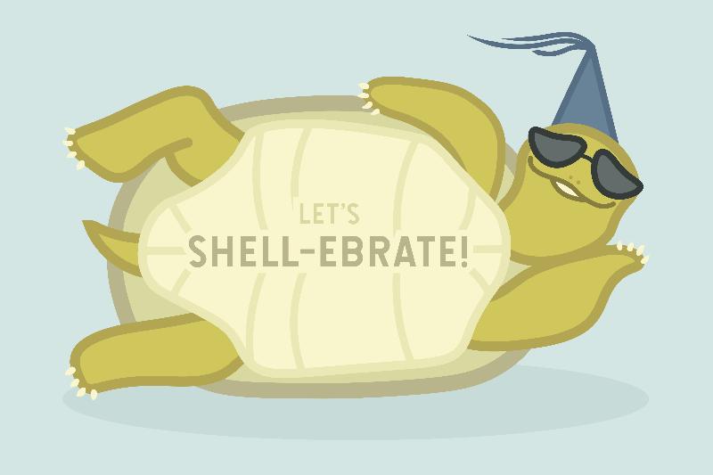 Lets SHELLEBRATE