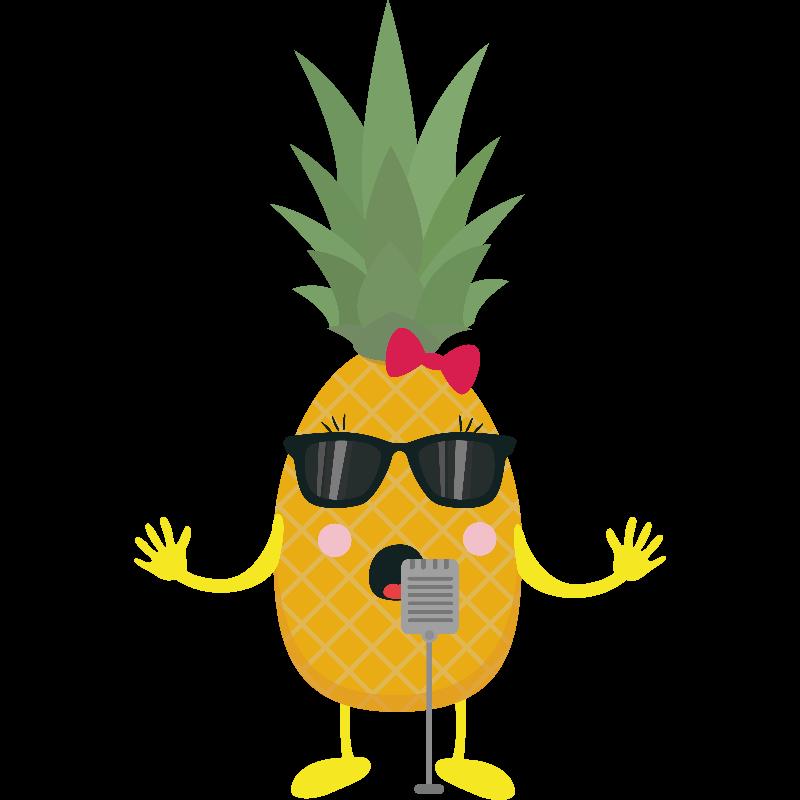 Singing Pineapple