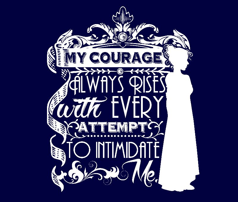 My Courage Always Rises