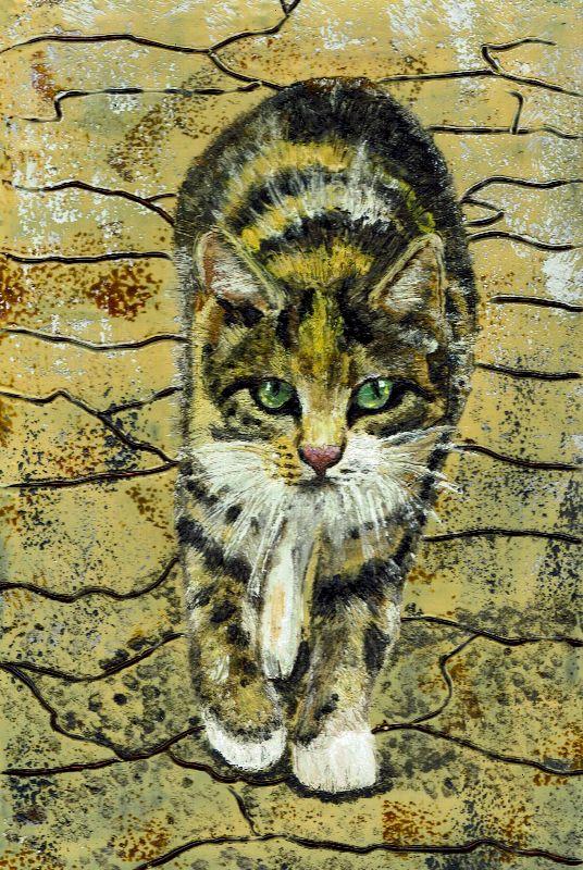 Cat-prowling