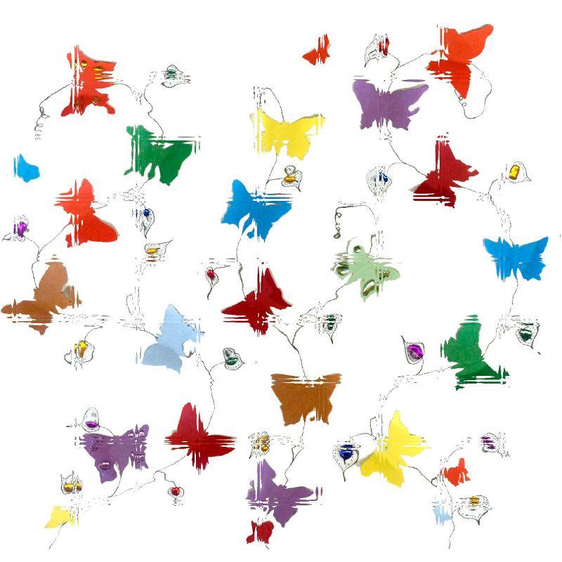 Butterflies Bright I