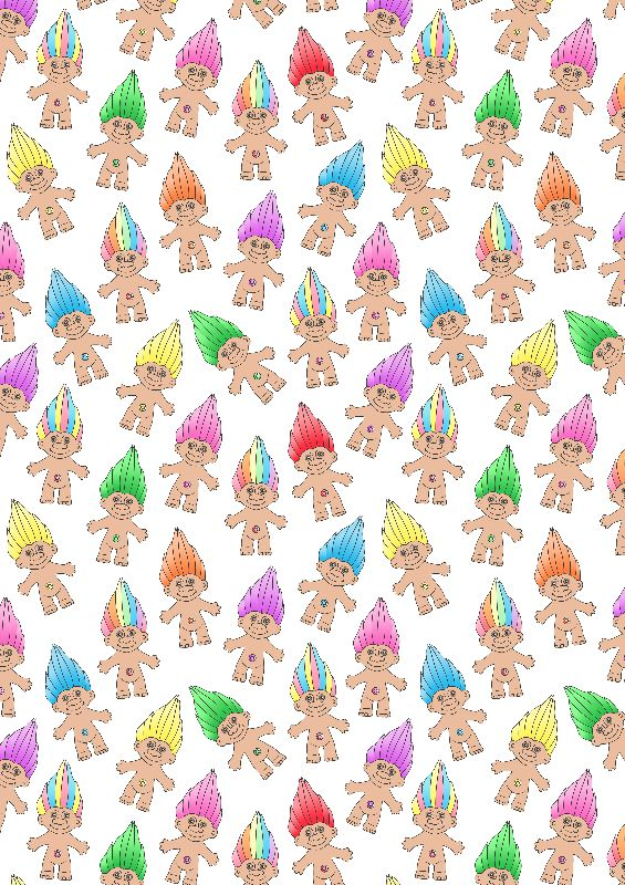 Rainbow Trolls