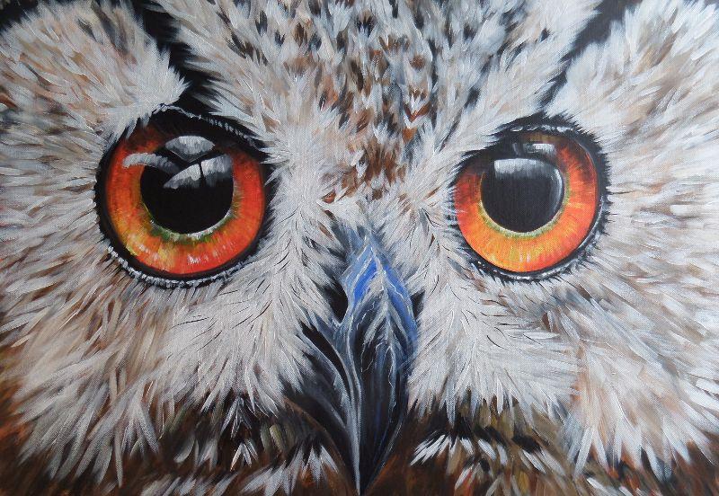 Oswald Owl