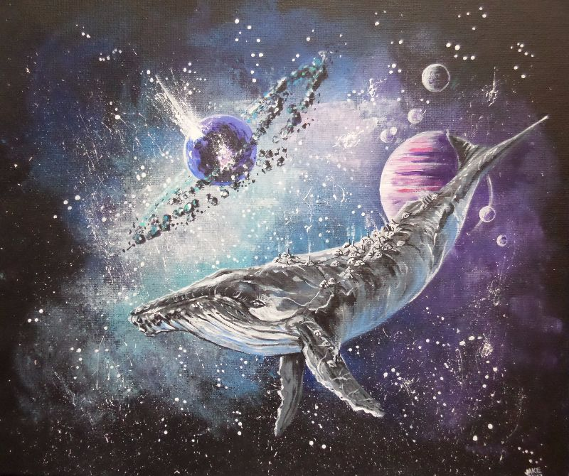 Space Leviathan