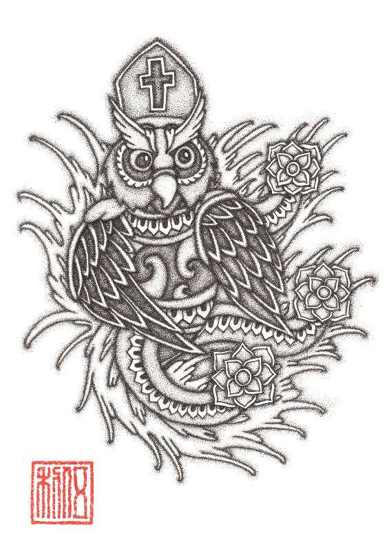 Papal Owl