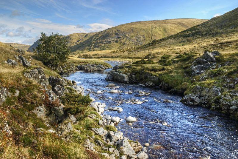 The River Findhorn
