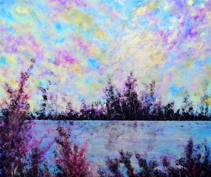 Jane Howarth Purple One