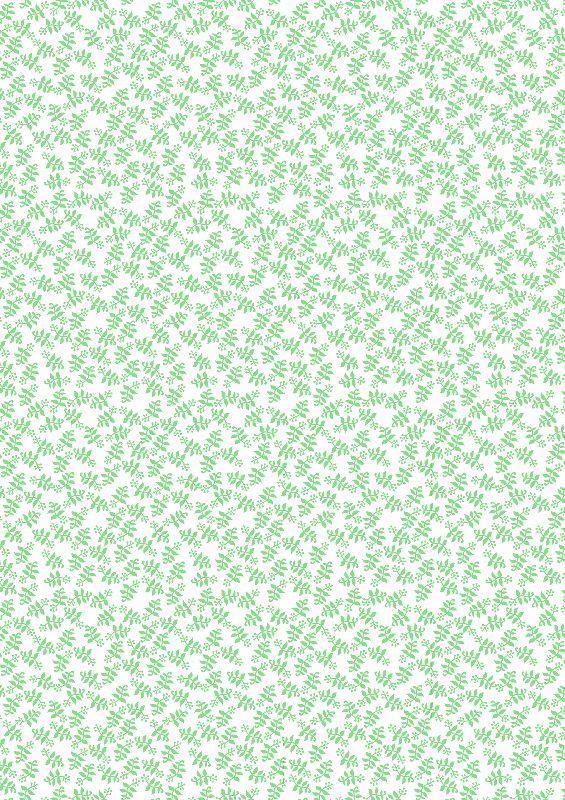 Fresh Green Pod Petals