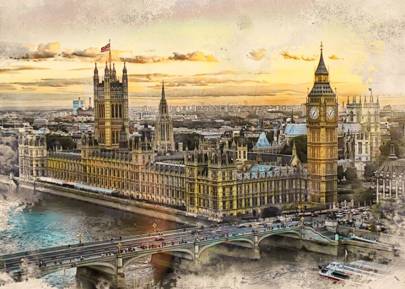 London art Westminster