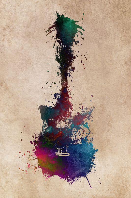 guitar art 1