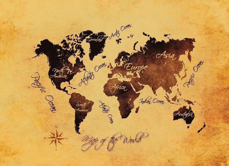 world map art 10