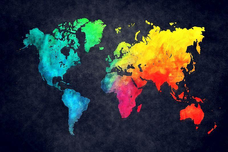 world map art 2