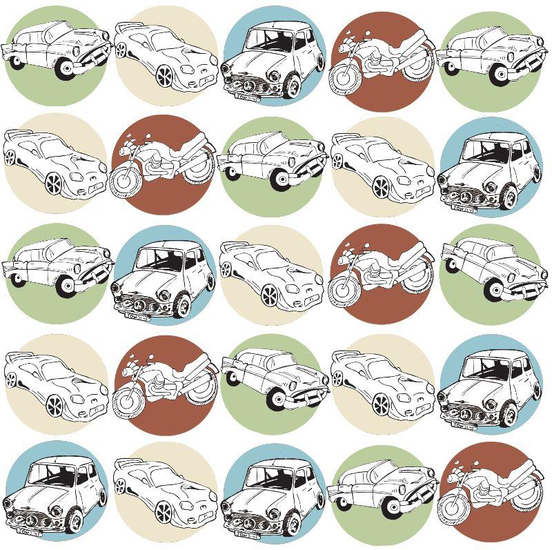 Cars Pattern