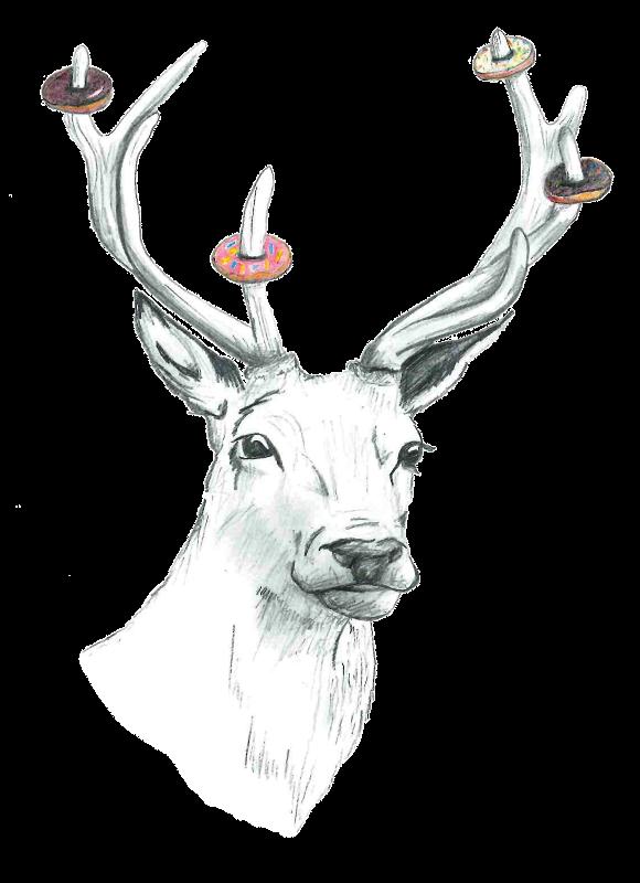 Doenut Deer