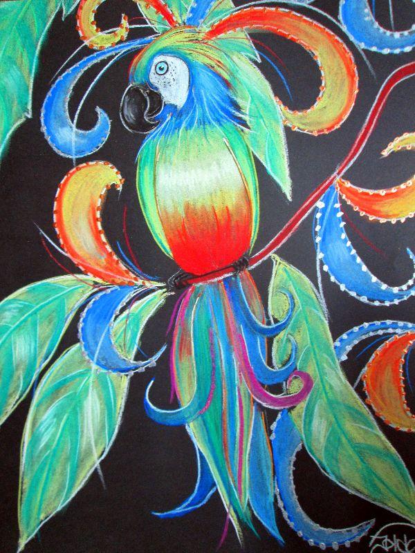 Parrot Tropicana