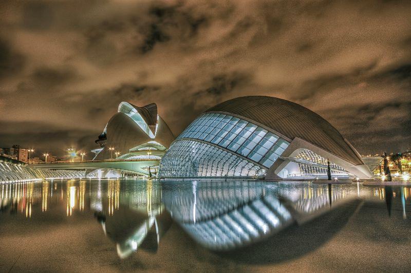 Valencia Art  Science