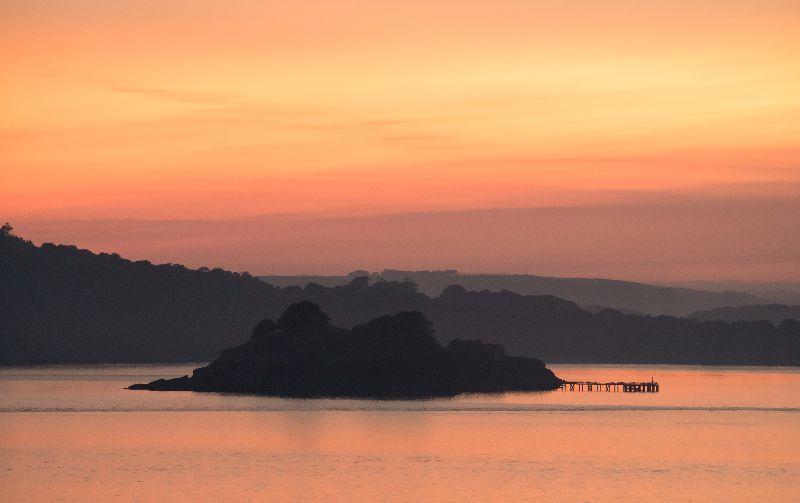 Drakes Island Sunset
