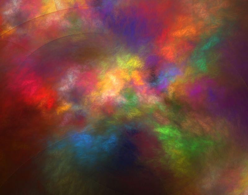 Cloud of Paint