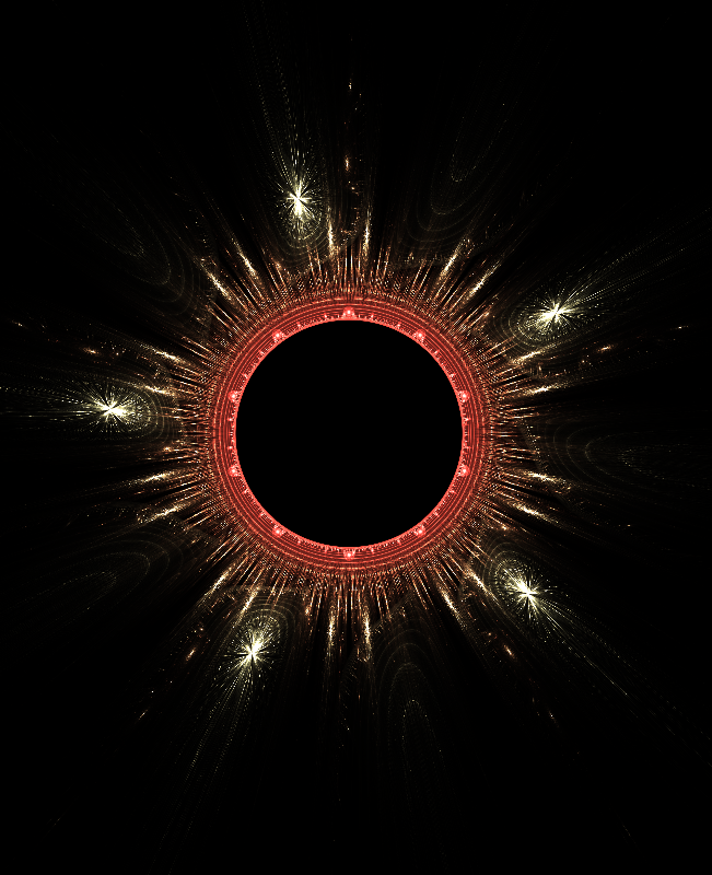 Corona Starburst
