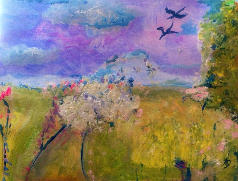 Judith Desrosiers art