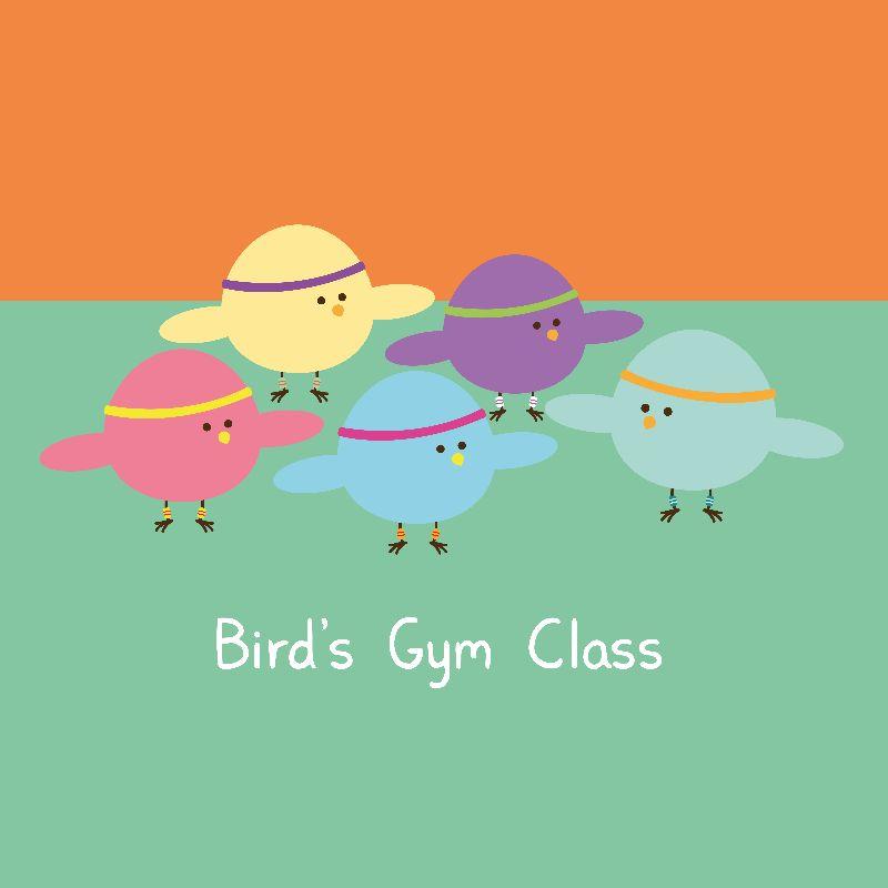 Birds Gym Class