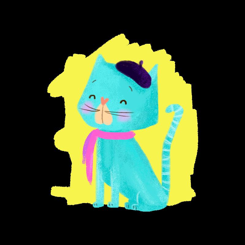 Pierre  The Cat
