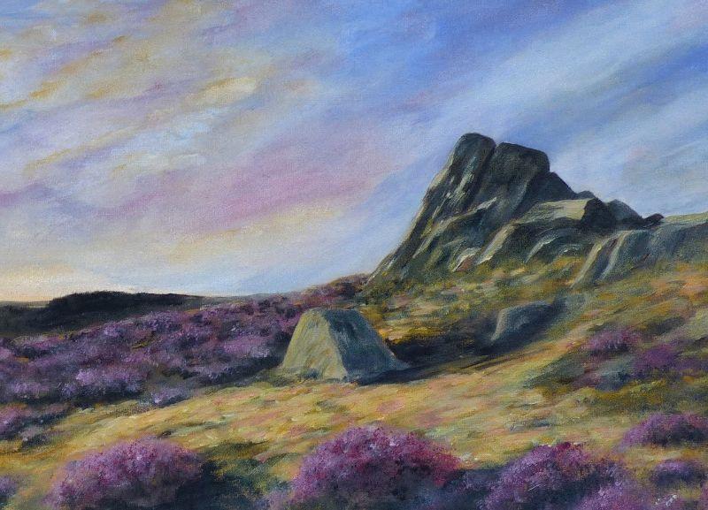 Ashover Rock Derbyshire