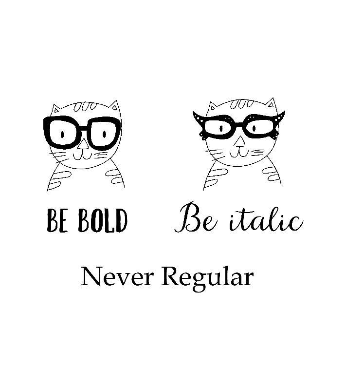 Never Regular