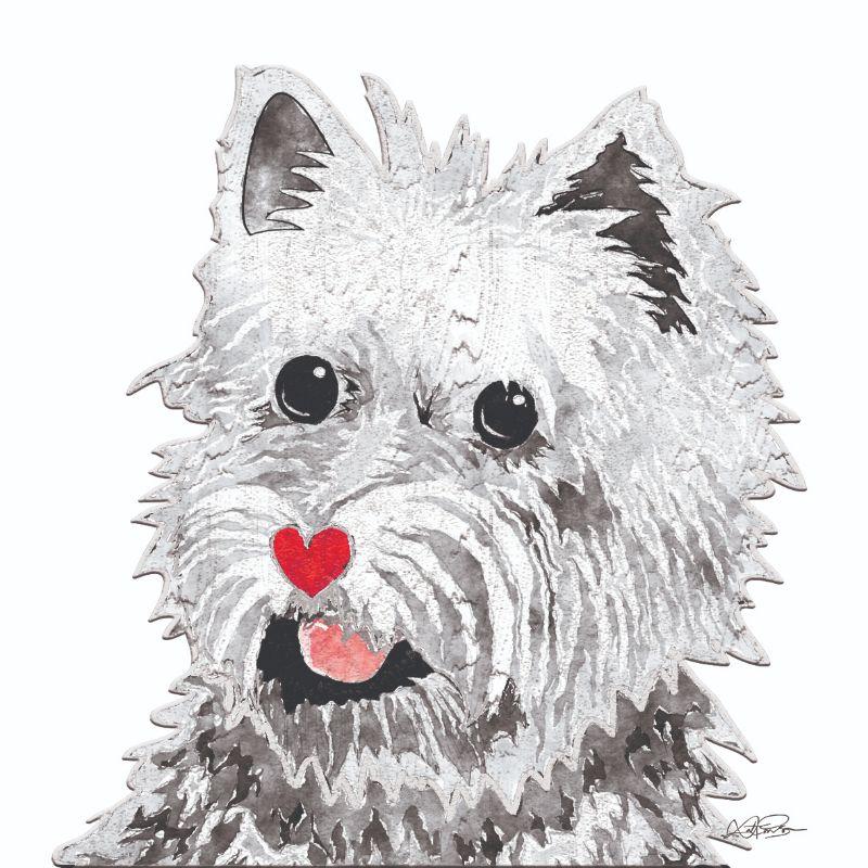 WestHighland Terrier