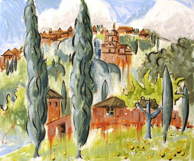 Tuscany View