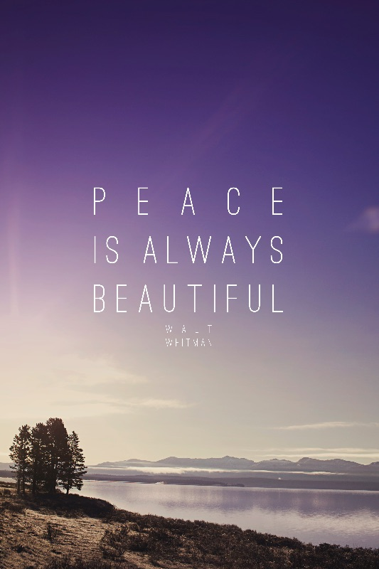 Beautiful Peace