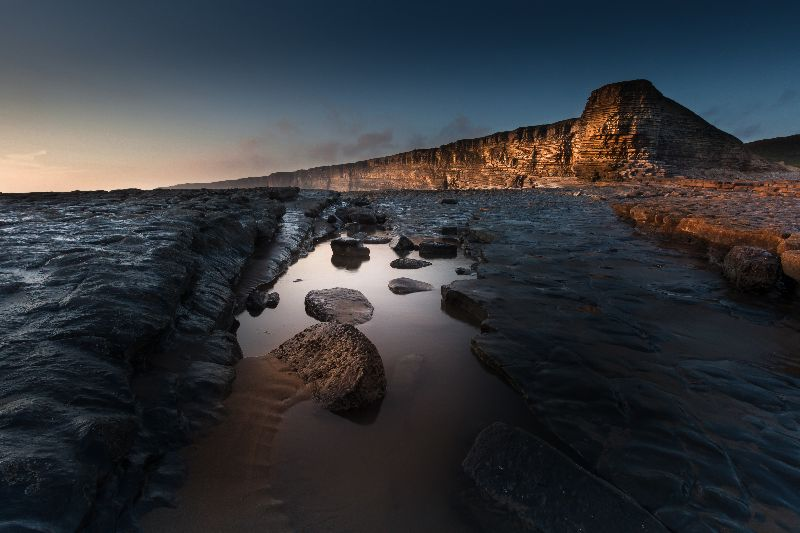Nash Point Rock Pool