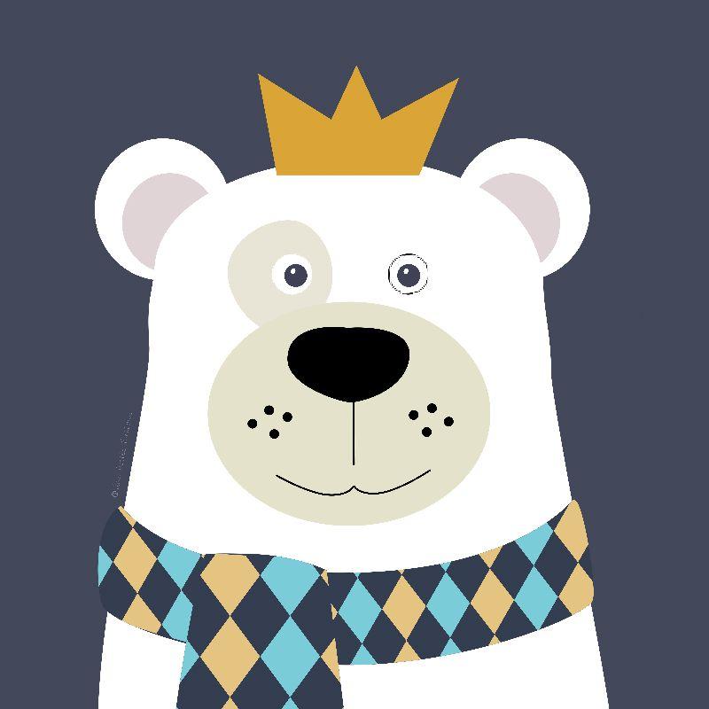Mr King Bear