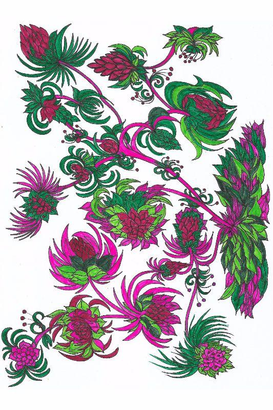 Fabulous Blooms