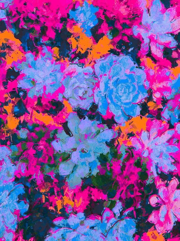 Pop Floral