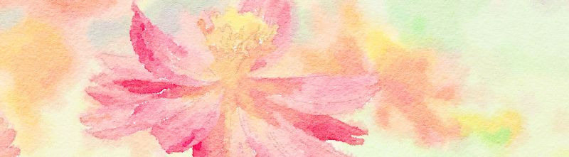Pretty Floral Watercolour