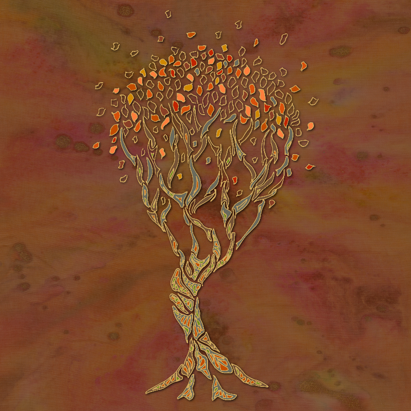 Fantasy Fall Tree