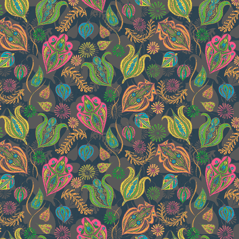 Folkish Foliage
