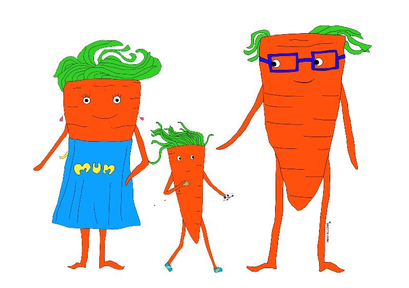 The Carrot Family