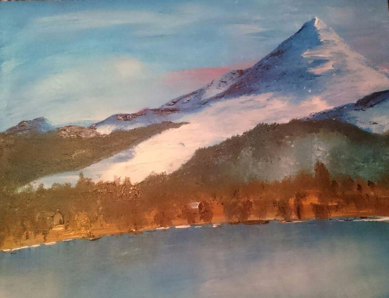 Schiehallion Mountain