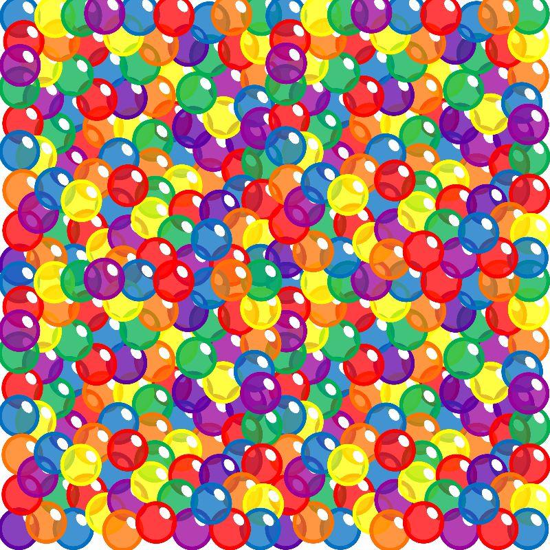 Fizzy Rainbow