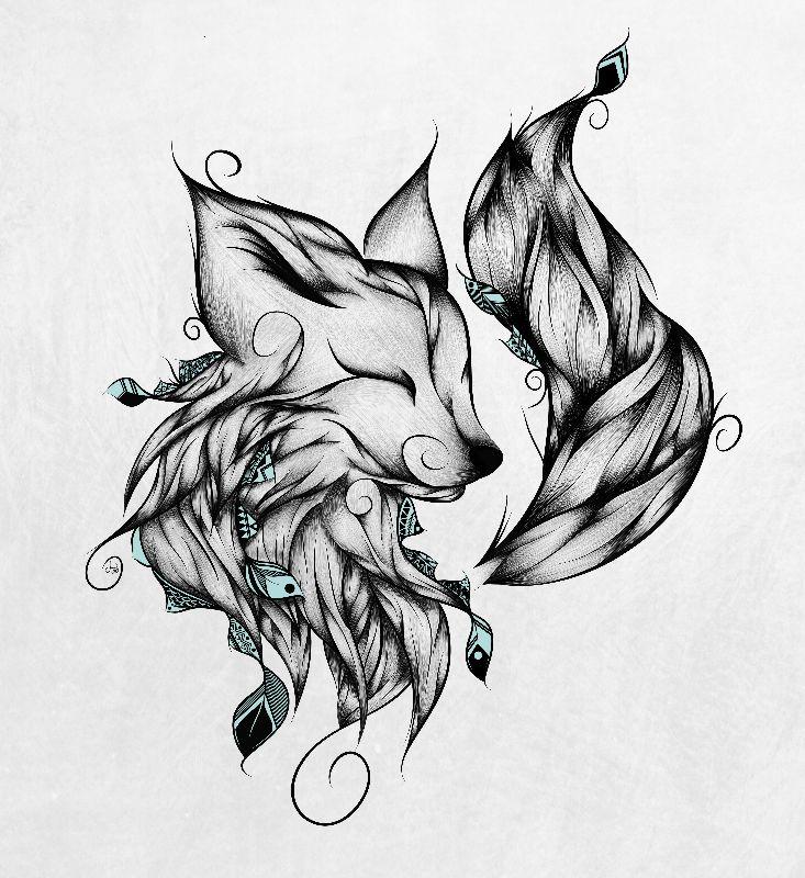 Fox BW