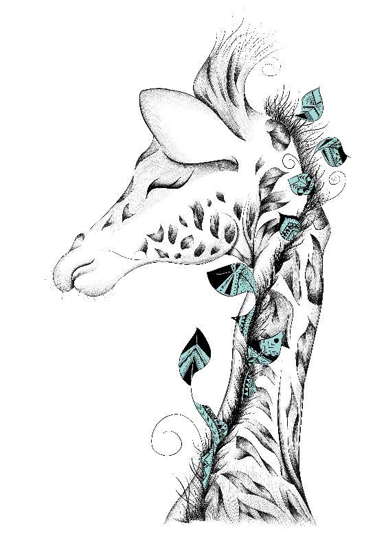 Poetic Giraffe