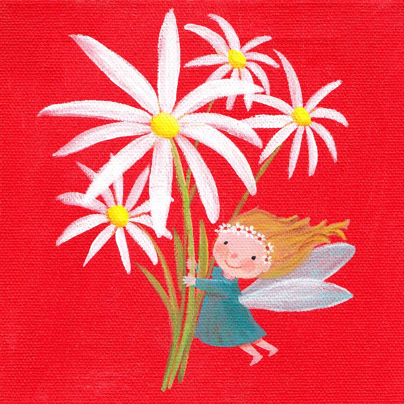 Flowers fairy