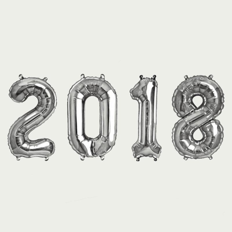 2018 Balloon Drawing