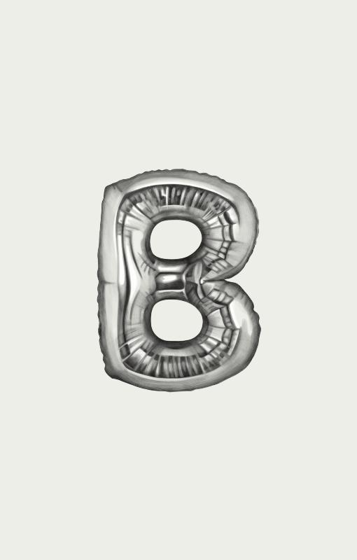 Alphabet Monday  B